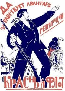 Documentos de una Revolución Kronstadt_poster