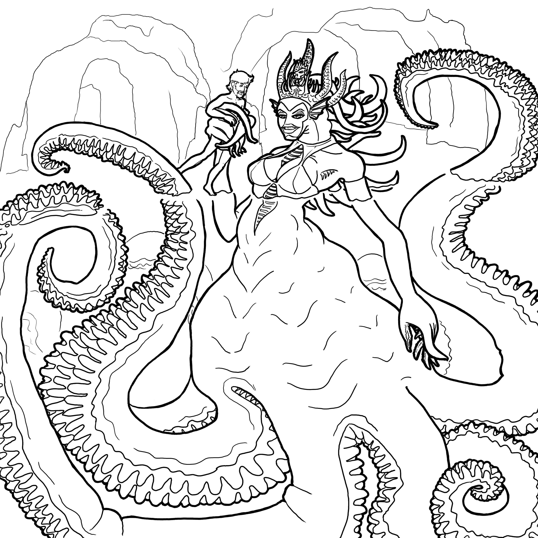 Monstruos Mitologicos II