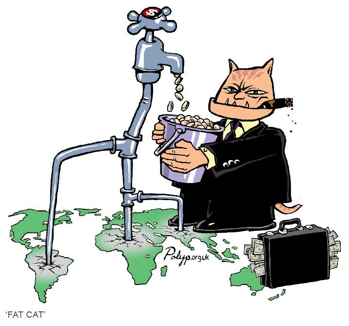 polyp_cartoon_Fat_Cat_Water_Privatization