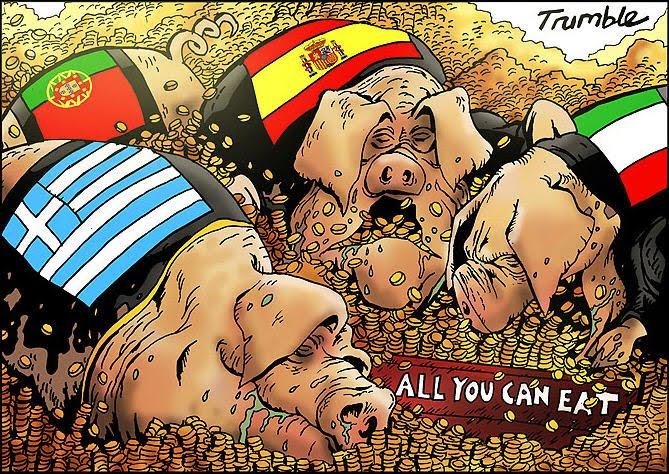 PIGS joke Trumble