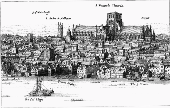 800px-Old_St__Pauls_Cathedral_from_the_Thames_-_Project_Gutenberg_eText_165311