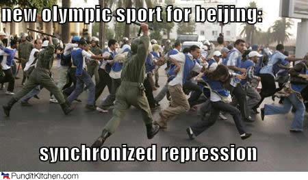 political-pictures-riot-police-beijing-synchronized-repression
