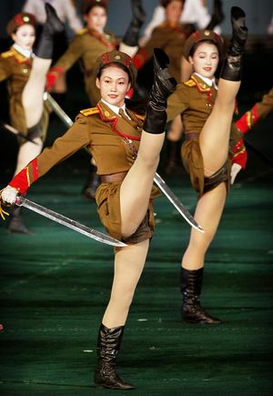 300px-North_Korean_Women_Soldiers