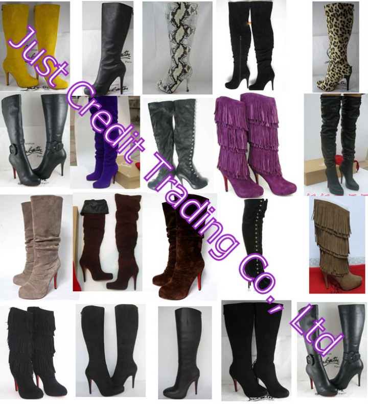 Ladies-Designer-Long-Boots