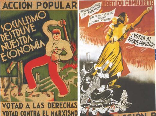 carteles-electorales-de-accic3b3n-popular-y-el-frente-popular-19362