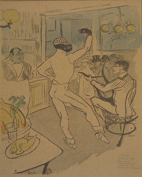 482px-Brooklyn_Museum_-_Chocolat_dansant_dans_un_bar_from_La_Rire_-_Henri_de_Toulouse-Lautrec