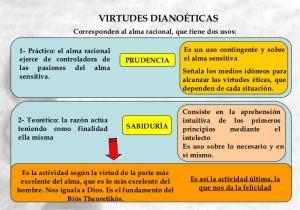 virtudes dianoética