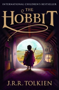 The Hobbit flat cover