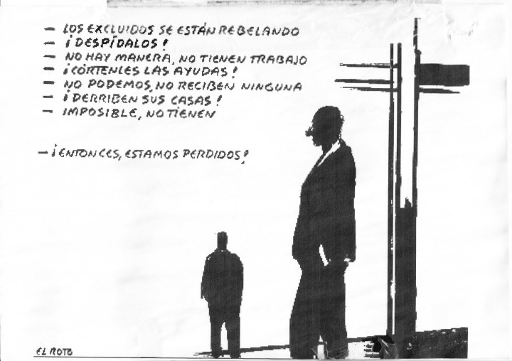 JOSE LUIS SAMPEDRO EL ROTO