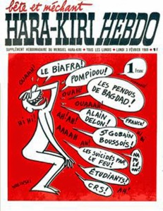 Hara Kiri Hebdo