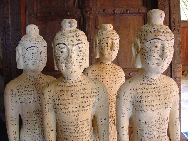 statue-bois-acupuncture-toulouse